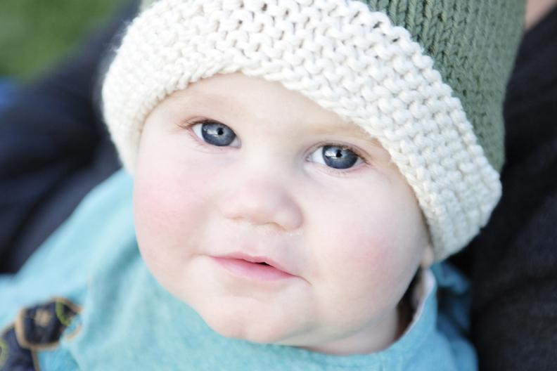 cleft chin baby - photo #33