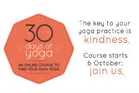 Ad - 30 Days of Yoga